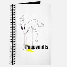 Cute Mill Journal