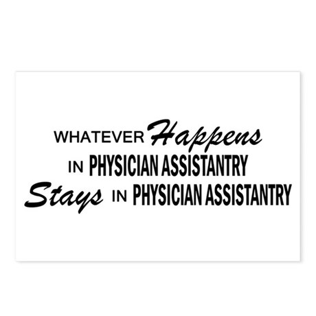 Whatever Happens - Physician Asst Postcards (Packa