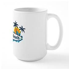 Ocean Isle Beach NC - Surf Design Mug