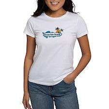 Ocean Isle Beach NC - Surf Design Tee