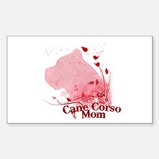 Cane Corso Mom Decal
