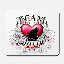 Team Jacob Tribal Mousepad