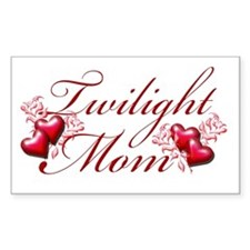 Twilight Mom Decal