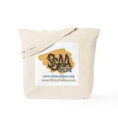 SGAA Online Logo Tote Bag