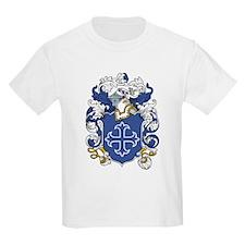 Melton Coat of Arms Kids T-Shirt