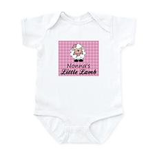 Nonna's Little Lamb Onesie