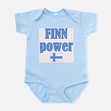Finnish Power Infant Creeper