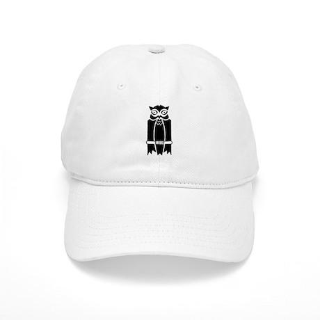 Owl Silhouette Cap