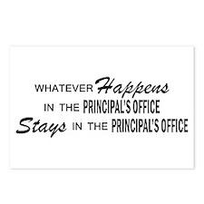 Whatever Happens - Principal's Office Postcards (P