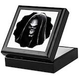 Grim reaper Keepsake Boxes