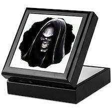 Cute Skull Keepsake Box