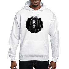Funny Skull Hoodie
