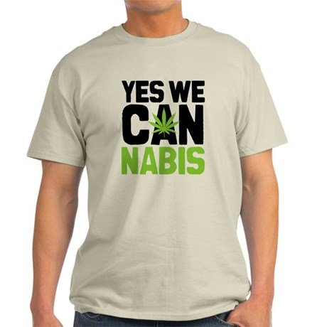 Yes We Can Light T-Shirt