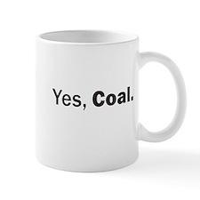 Cute Coal mining Mug