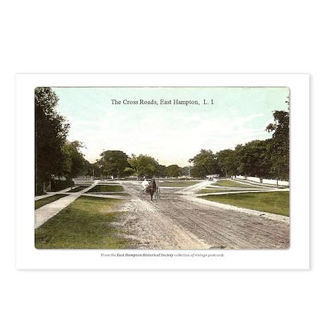 """Cross Roads"" Postcards (Set of 8)"
