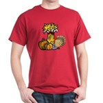 Thanksgiving Harvest Dark T-Shirt