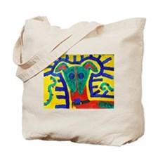 Cute Zappa Tote Bag