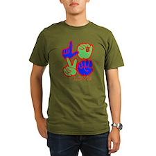 Square F.S. LOVE T-Shirt