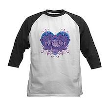 Twilight Eclipse Purple Heart Tee
