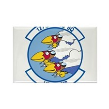 127th Bomb Squadron Rectangle Magnet (10 pack)