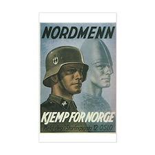 """""""Nordmenn"""" Decal"""