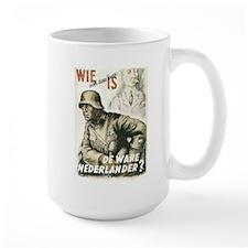 """""""Nederlander"""" Mug"""