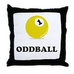 Oddball Throw Pillow