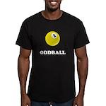Oddball Men's Fitted T-Shirt (dark)
