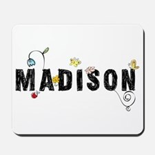 Madison Floral Mousepad