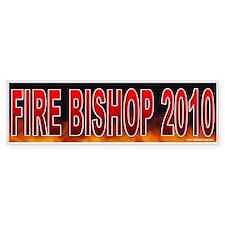 Fire Timothy Bishop! (sticker)