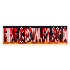 Fire Joseph Crowley! (sticker)
