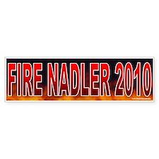 Fire Jerrold Nadler! (sticker)