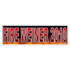Fire Anthony Weiner! (sticker)