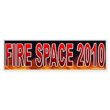 Fire Zachary Space! (sticker)