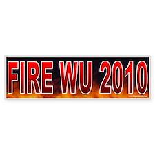 Fire David Wu! (sticker)