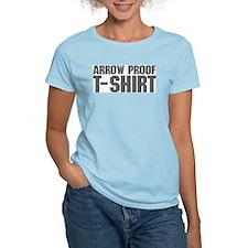 Arrow Proof T-Shirt Women's Pink T-Shirt