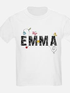 Floral Emma T-Shirt