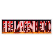 Fire Jim Langevin! (sticker)