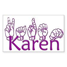 Karen-ppl Decal