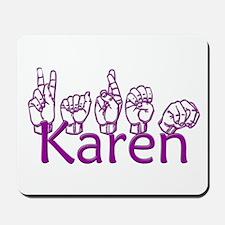 Karen-ppl Mousepad
