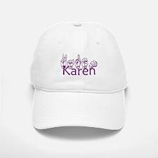 Karen-ppl Baseball Baseball Cap