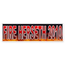 Fire Stephanie Herseth-Sandlin! (sticker)