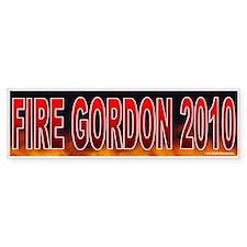 Fire Bart Gordon! (sticker)