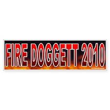 Fire Lloyd Doggett! (sticker)