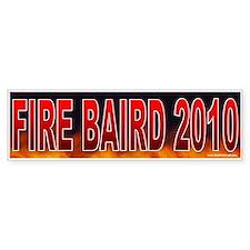 Fire Brian Baird! (sticker)