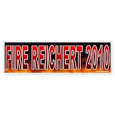 Fire David Reichert! (sticker)