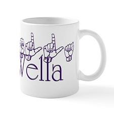 Wella Mug