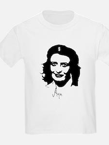 Ayn, revolutionary thinker. T-Shirt