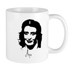 Ayn, revolutionary thinker. Mug