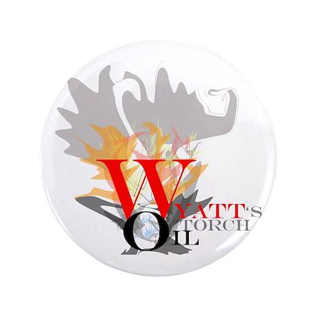 """Wyatt's Torch 3.5"""" Button (100 pack)"""
